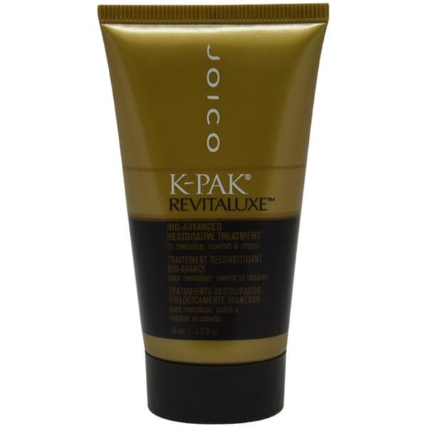Joico K-Pak RevitaLuxe Bio-Advanced 1.7-ounce Restorative Treatment