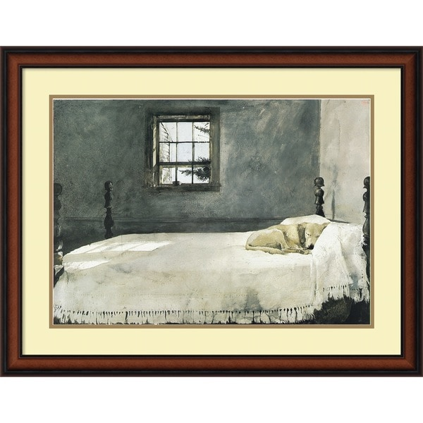 Andrew Wyeth Master Bedroom Framed Art Print 14325629