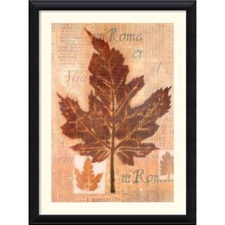 Craig Alan 'Harvest II' Framed Art Print