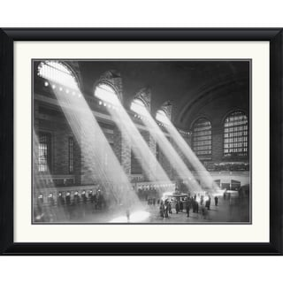 'Grand Central Station' Framed Art Print