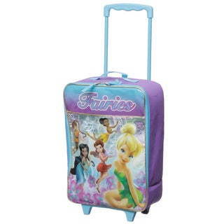 Disney 'Fairies' Kids Rolling Carry On Upright