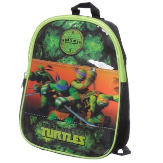 Teenage Mutant Ninja Turtles Kids Lenticular Backpack