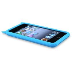 Blue Devil Silicone Skin Case for Apple iPod Touch 4th Generation