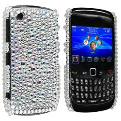 Bling Diamond Snap-on Case for BlackBerry Curve 8520