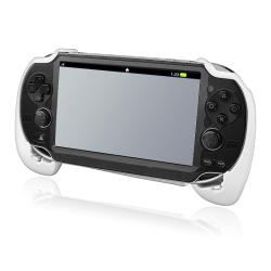 White Hand Grip for Sony PlayStation Vita