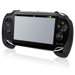 Black Hand Grip for Sony PlayStation Vita