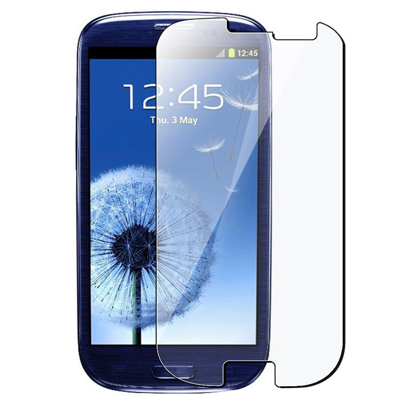 INSTEN Clear Screen Protector for Samsung Galaxy S III i9300