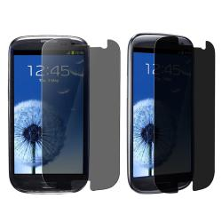 Privacy Filter Screen Protector for Samsung Galaxy S III i9300