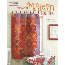 Leisure Arts-Make It Modern Quilts