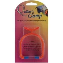 Quilter's Clamp 1/Pkg-Orange