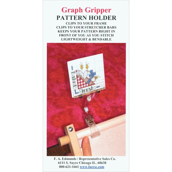 Graph Gripper Pattern Holder