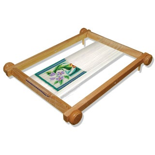 "Bead Loom 11"" Hard Wood"