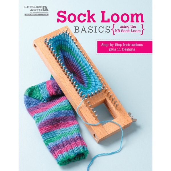 Leisure Arts-Sock Loom Basics