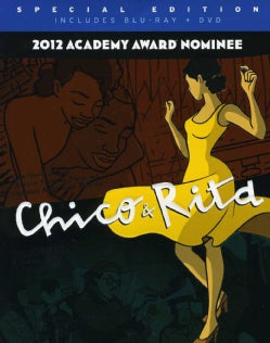 Chico and Rita (Blu-ray/DVD)