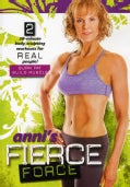 Anni's Fierce Force: Burn Fat Build Muscle Fitness Workout (DVD)
