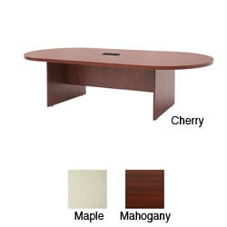 Regancy Seating 95-inch Race Track Conference Table with Power/Data Grommet