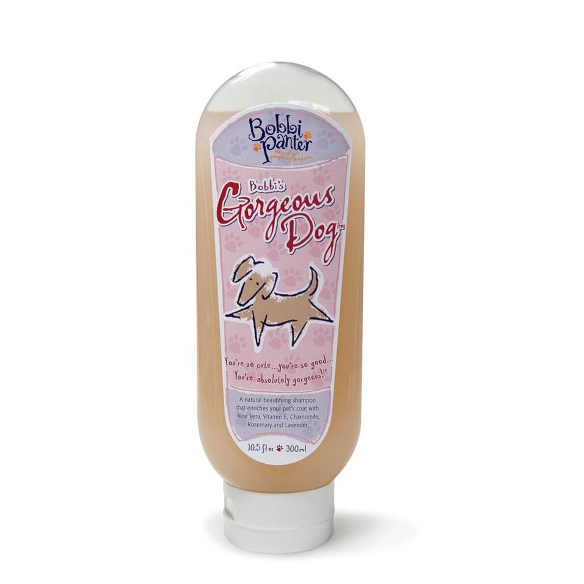 Bobbi Panter Gorgeous Dog 10-ounce Shampoo with Peach Fragrance