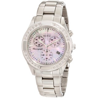 Citizen Women's Regent Chronograph Eco-Drive Watch