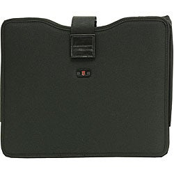 Victorinox Swiss Army 17-inch Black Laptop Sleeve
