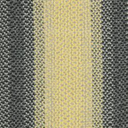 Hand-woven Reversible Yellow/ Black Braided Rug (9' x 12' Oval)