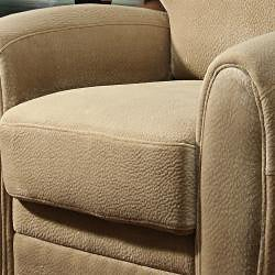 Daventry Light Brown 3-piece Living Room Set