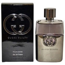 Gucci Guilty Men's 1.6-ounce Eau de Toilette Spray