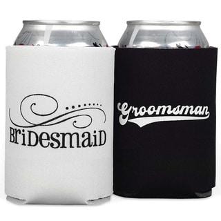 Bridesmaid & Groomsmen Can Coolers