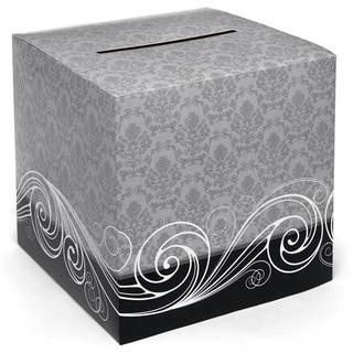 Damask Card Box