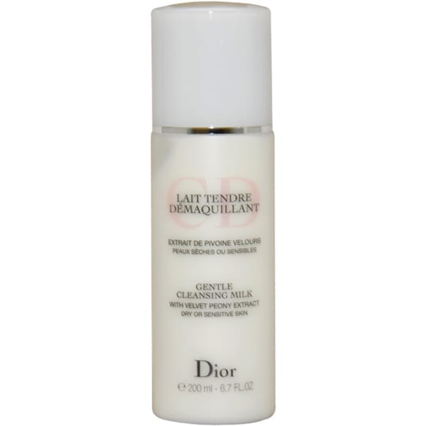 Christian Dior 6.7-ounce Gentle Cleansing Milk for Dry/ Sensitive Skin
