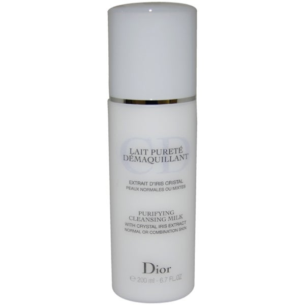 Christian Dior 6.7-ounce Purifying Cleansing Milk for Normal / Combination Skin