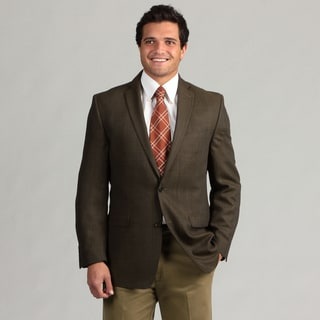 Calvin Klein Men's 2-button Wool Sport Coat