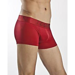 JAM Men's Jam Rocks Red Trunk Underwear