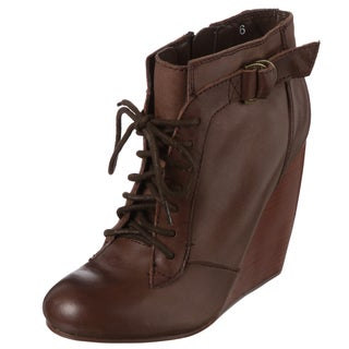 Seychelles Women's 'Wildlife' Wedge Bootie