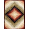 Alliyah Hand Made Tufted Metro New Zealand Wool Area Rug (5' x 8')