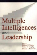 Multiple Intelligences and Leadership (Paperback)