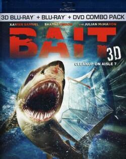 Bait 3D (Blu-ray/DVD)
