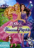 Barbie: The Princess & The Popstar (DVD)