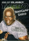 Billy Blanks: Tae Bo Bootcamp Shred (DVD)