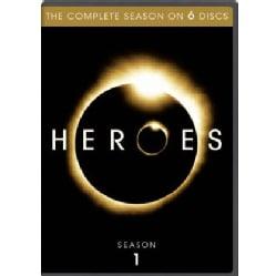 Heroes: Season 1 (DVD)