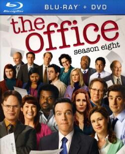 The Office: Season Eight (Blu-ray/DVD)