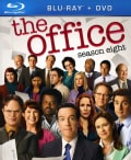 The Office: Season Eight (Blu-ray/DVD)