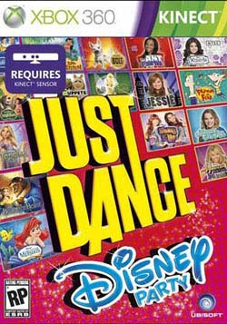 Xbox 360 - Kinect Just Dance Disney Party
