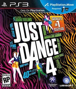 PS3 - Just Dance 4