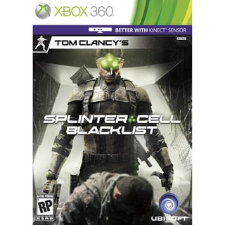 Xbox 360 - Splinter Cell Blacklist
