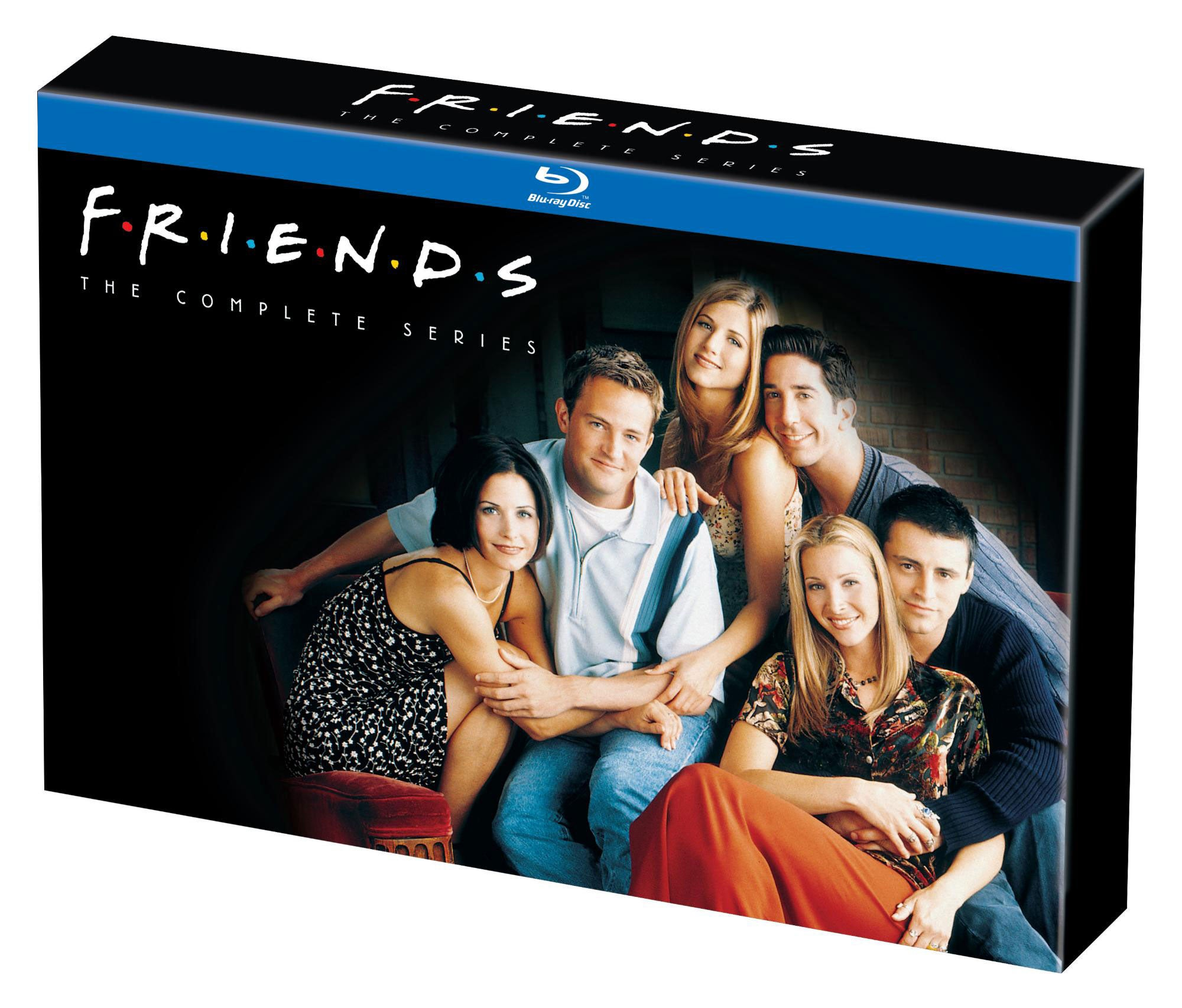 Friends: The Complete Series Collection (Blu-ray Disc)