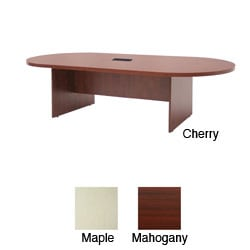 Regancy Seating 120-inch Race Track Conference Table with Power/Data Grommet