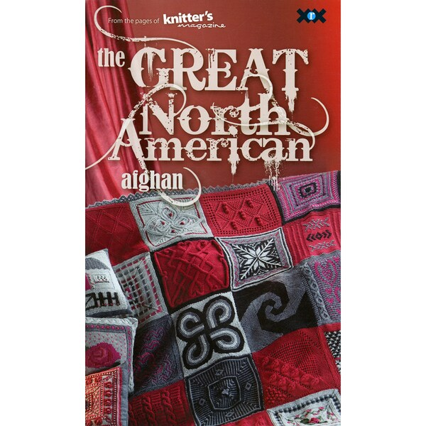 XRX Books-Great North American Afghan, The