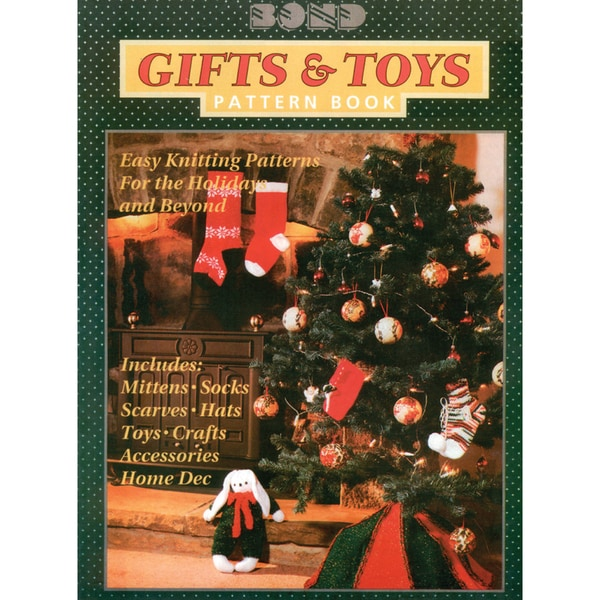 Bond America Books-Gifts & Toys Pattern Book
