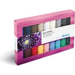 Mettler Silk Finish Cotton Gift Pack Article 105 18/Colors