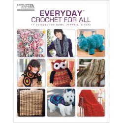 Leisure Arts-Everyday Crochet For All